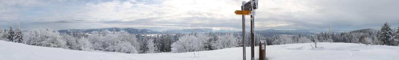 Panorama hivernal