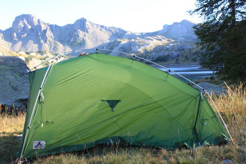 Montage de la tente Taurus UL XP (3)