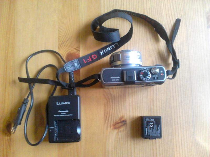 Le kit photographique du baroudeur