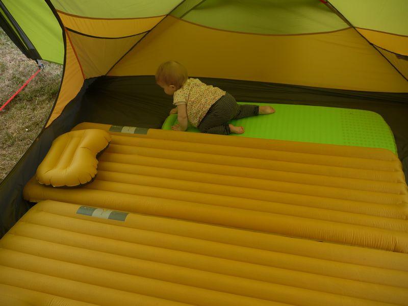 et si on bougeait en vtt test bivouac test du matelas de sol de camping exped sim lite ul. Black Bedroom Furniture Sets. Home Design Ideas