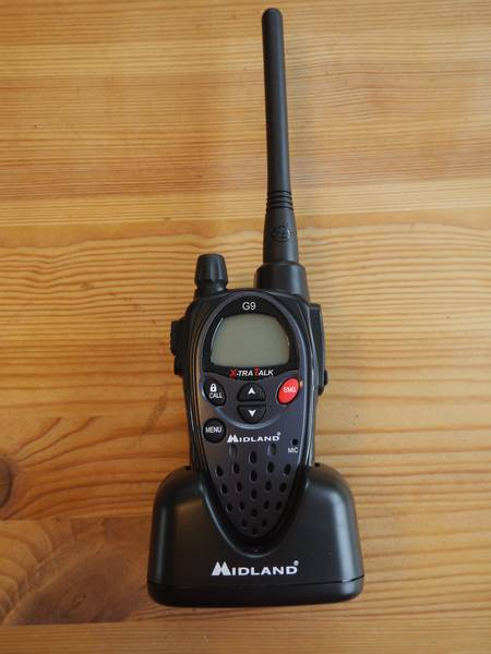 Talkie walkie g9 plus