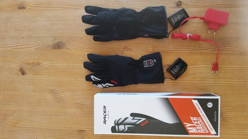 Gant RACER E-GLOVE 2 - packaging
