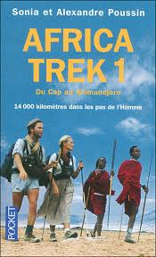 Couverture afrika trek 1