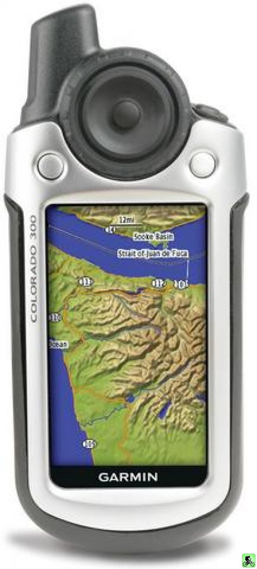 Colorado 300 GPS garmin